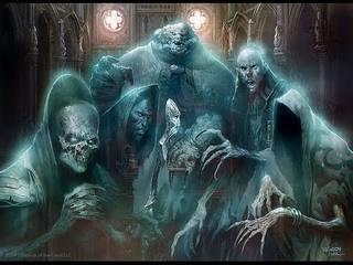 О Призраках, О Вампирах И О Прочей Нечисти