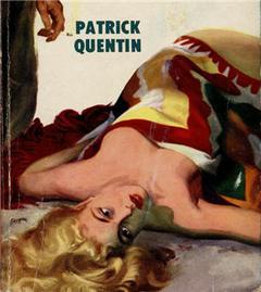 Квентин Патрик - Девушка и смерть