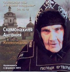 Трофимов Александр - Схимонахиня Антония. Жизнеописание