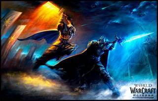 Битва на Шпиле Ледяной Короны (Warcraft)
