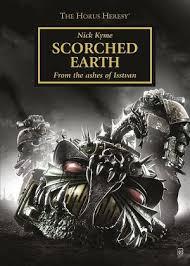 Warhammer 40000. Ересь Хоруса. Выжженая земля (Кайм Ник)