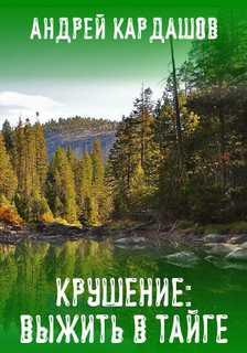 Кардашов Андрей - Крушение: Выжить в Тайге