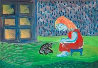 Лещенко Елизавета - Птицы, выпорхнувшие из моего сердца