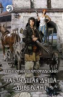 Шаргородский Григорий - Заблудшая Душа 02. Диверсант