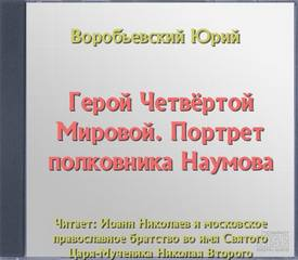 Воробьевский Юрий - Герой Четвёртой Мировой. Портрет полковника Наумова