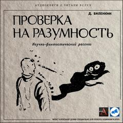 Биленкин Дмитрий - Проверка на разумность