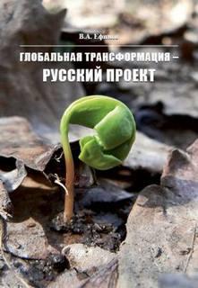 Ефимов В.А. - Глобальная трансформация — Русский проект