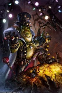 Юргенс-Фиари Гевин - Галливикс: Секреты торгового принца (World of Warcraft)