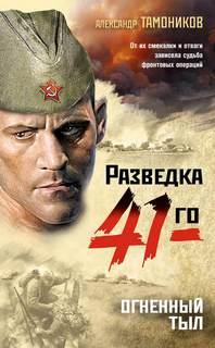 Тамоников Александр - Огненный тыл