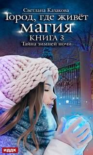 Казакова Светлана - Город, где живет магия 03. Тайна зимней ночи