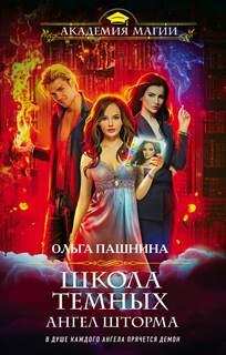 Пашнина Ольга - Школа темных 03. Ангел шторма