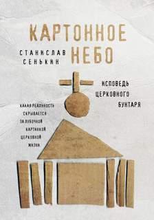 Сенькин Станислав - Картонное небо. Исповедь церковного бунтаря