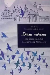 Симеон Афонский монах - Птицы небесные 02. Птицы небесные или через молитву к священному безмолвию. Том II